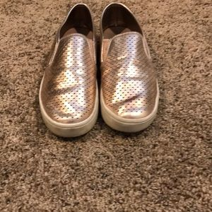 Cute slip on sneakers